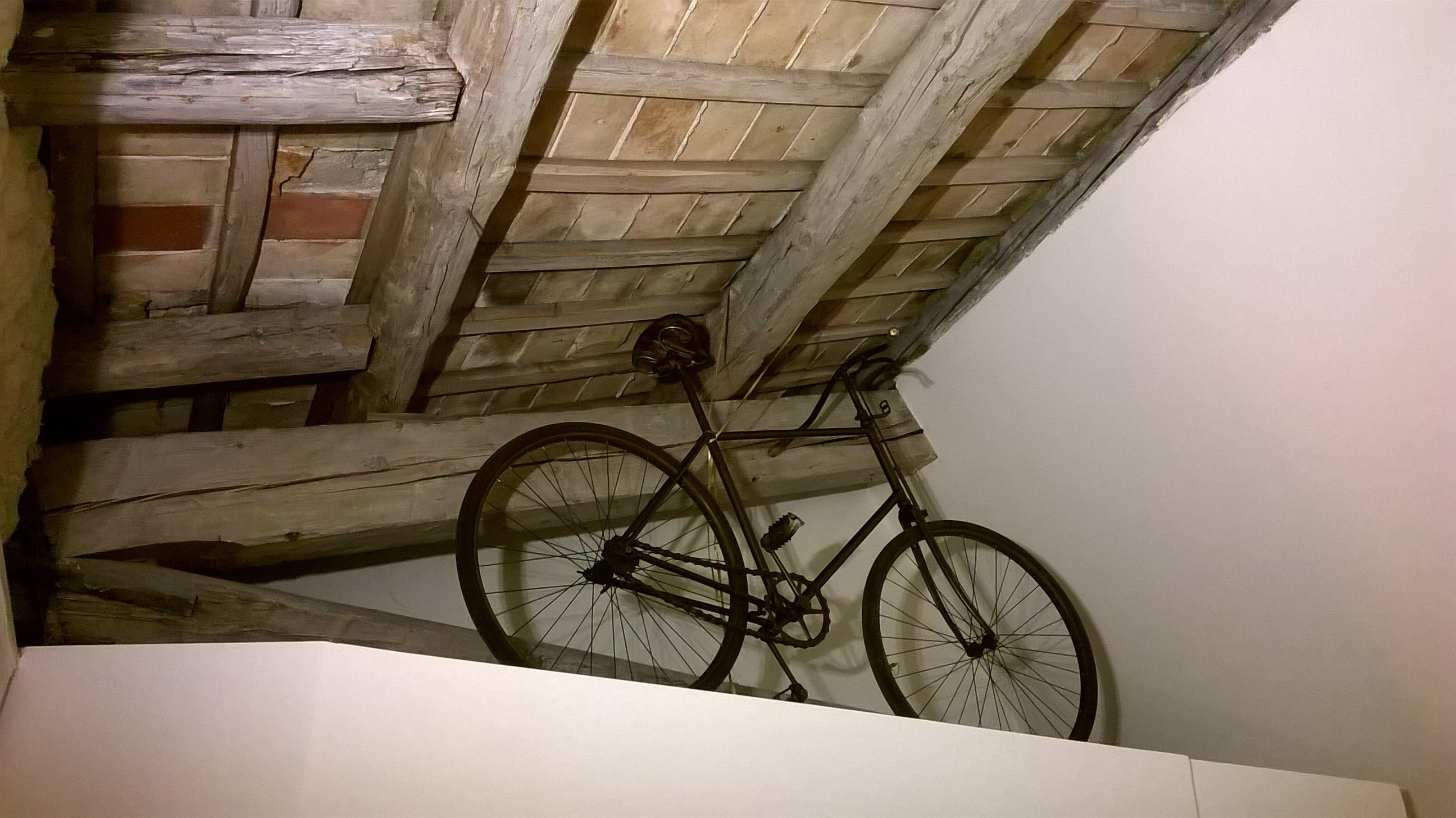 camera del ciclista