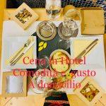 Ristorazione a Domicilio in Hotel a Udine